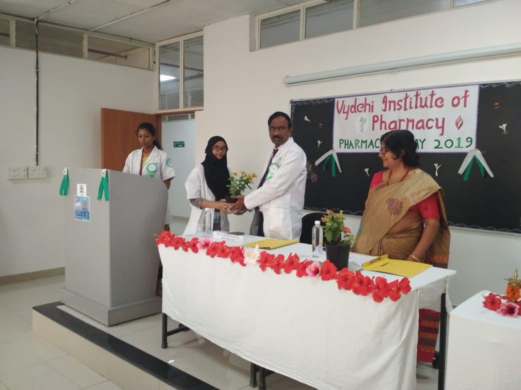World  pharmacist day Celebrations